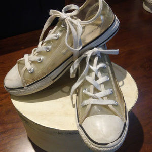 Converse clear all stars size 3
